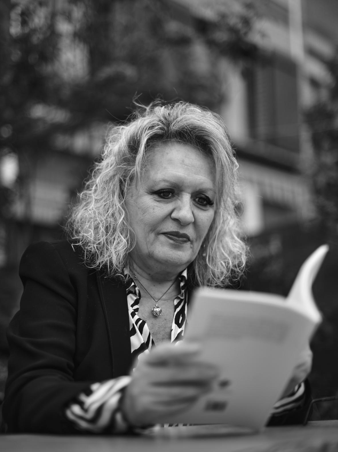 Juana Pinés ©Pepe Galanes