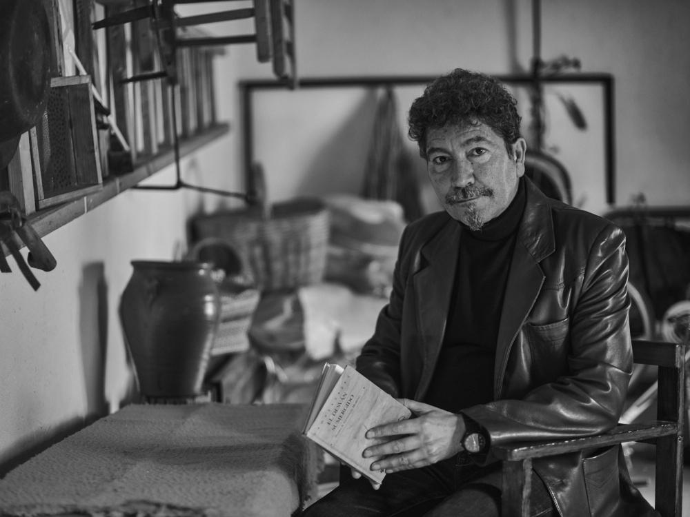 Pedro Antonio González Moreno ©Pepe Galanes