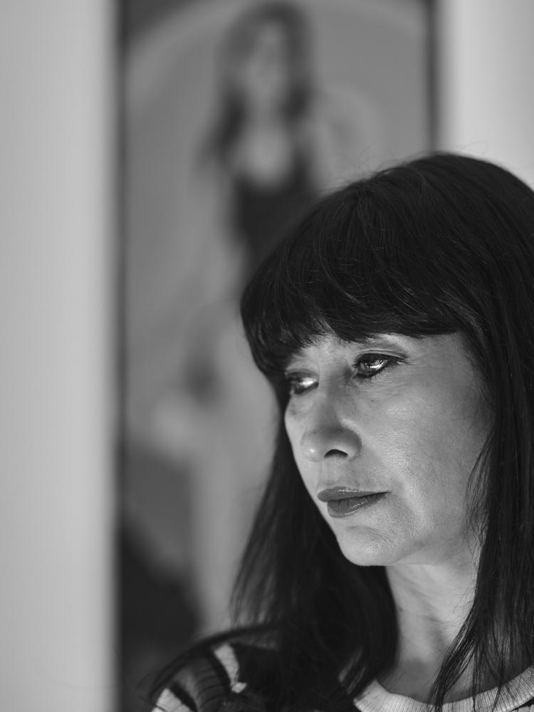 Teresa Sánchez Ruiz ©Pepe J Galanes