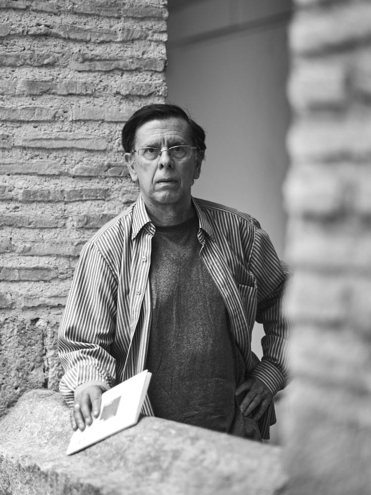 Alfonso González Calero ©Pepe J Galanes